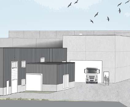 New premises GDM - new production facility Vapo